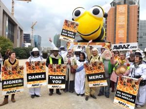 pesticides déclin populations abeilles enfin interdits