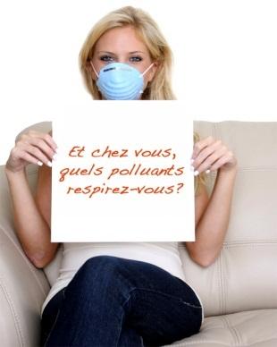 Les fran ais et la qualit de l 39 air int rieur home testing le blog - Pollution air interieur ...